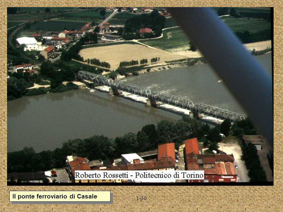 Il ponte ferroviario di Casale