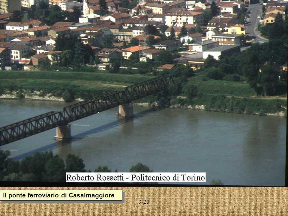 Il ponte ferroviario di Casalmaggiore