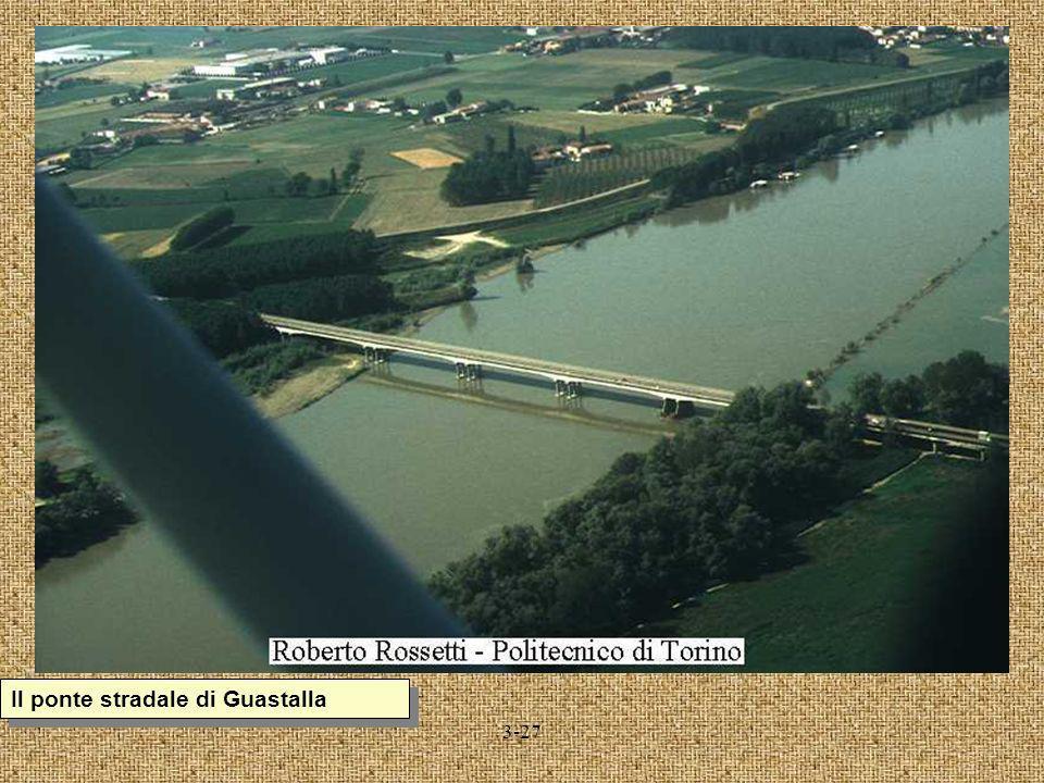 Il ponte stradale di Guastalla