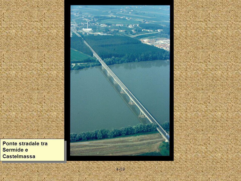 Ponte stradale tra Sermide e Castelmassa
