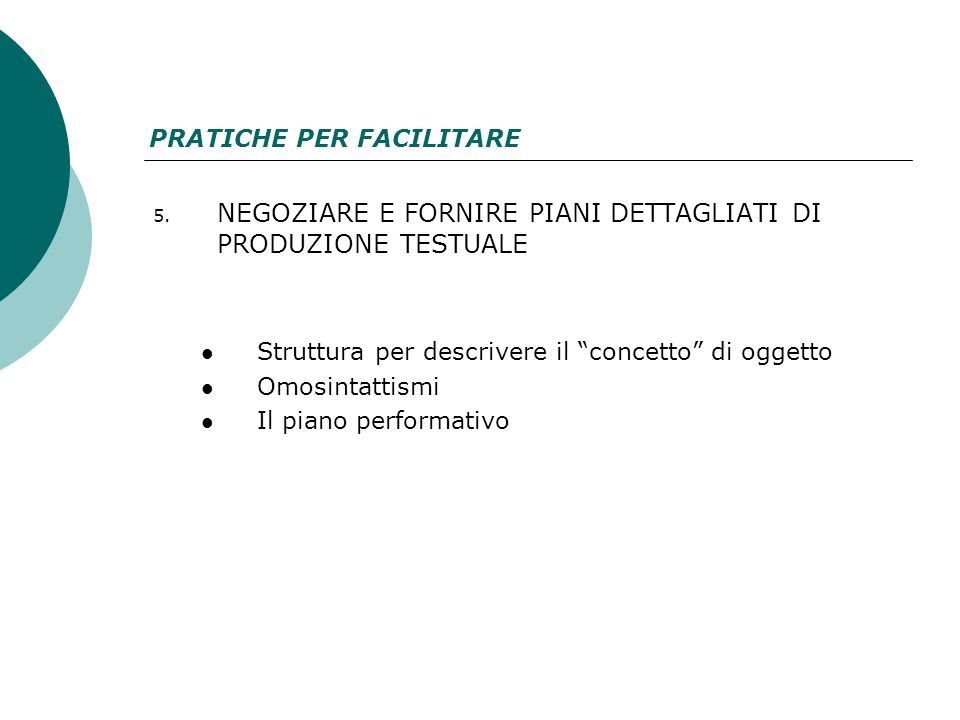 scrittura brainstorming ppt video online scaricare