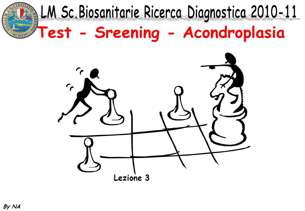 Test - Sreening - Acondroplasia