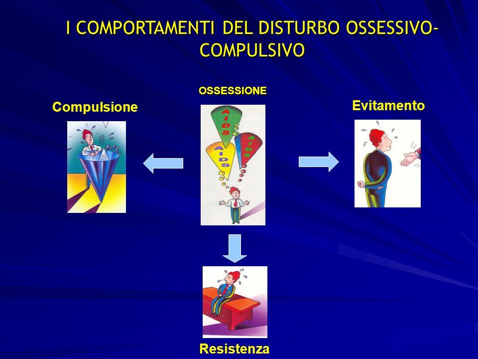 I COMPORTAMENTI DEL DISTURBO OSSESSIVO-COMPULSIVO