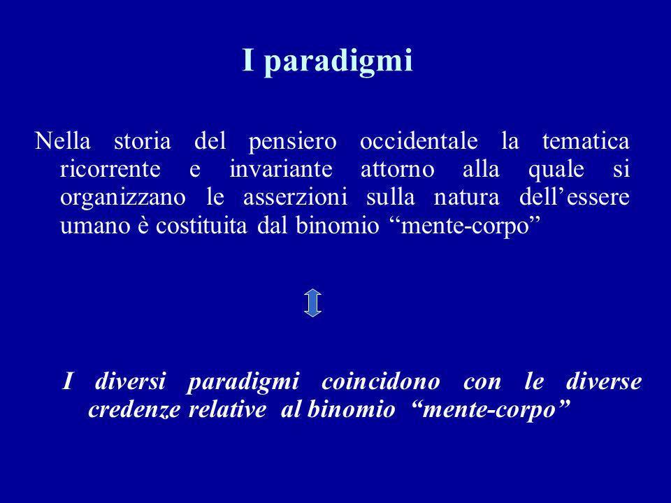 I paradigmi