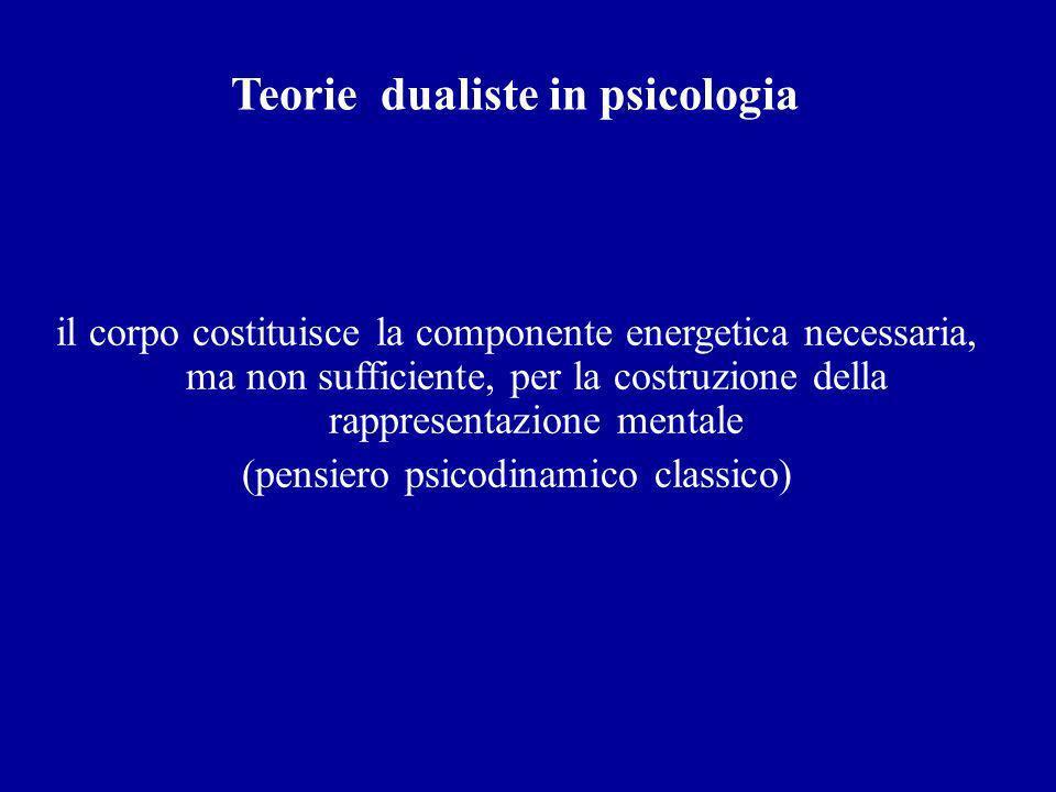Teorie dualiste in psicologia