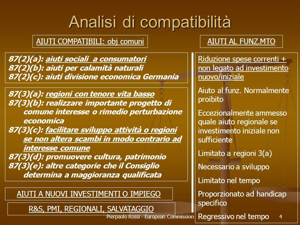 Analisi di compatibilità