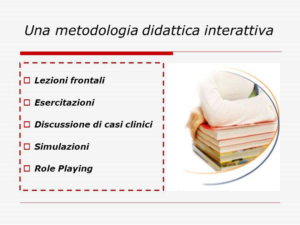 Una metodologia didattica interattiva