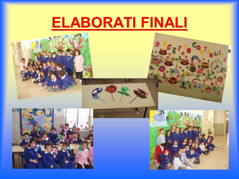 ELABORATI FINALI