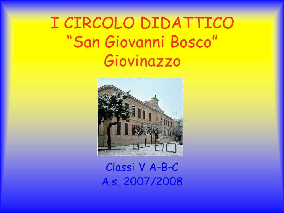 I CIRCOLO DIDATTICO San Giovanni Bosco Giovinazzo