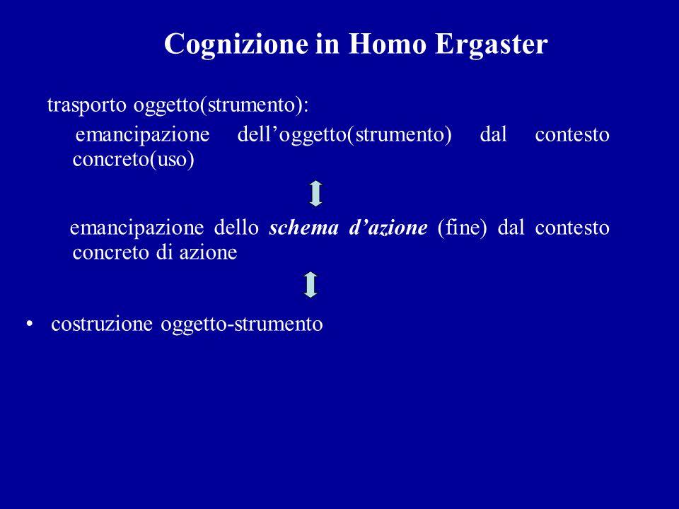 Cognizione in Homo Ergaster