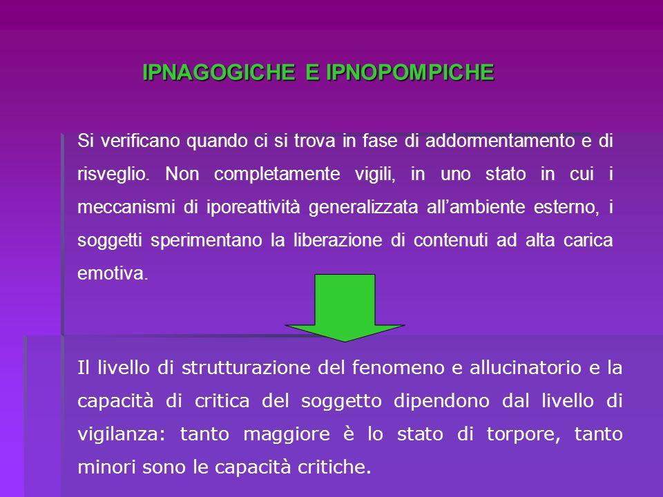 IPNAGOGICHE E IPNOPOMPICHE