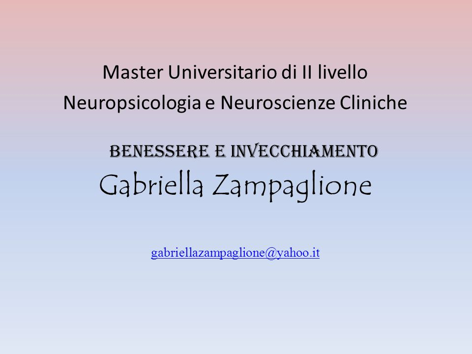 Gabriella Zampaglione