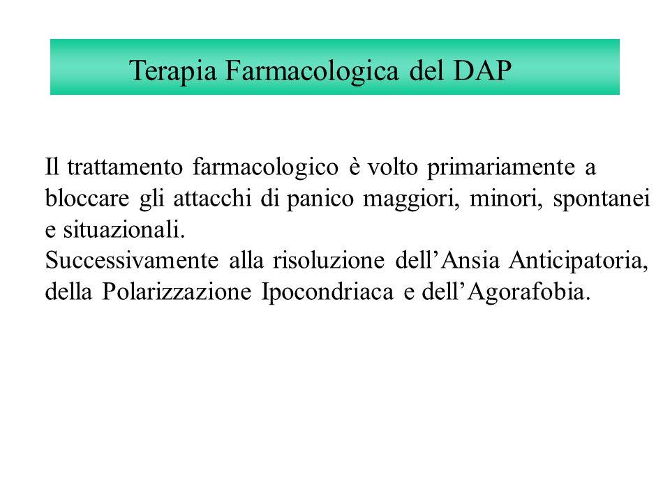 Terapia Farmacologica del DAP