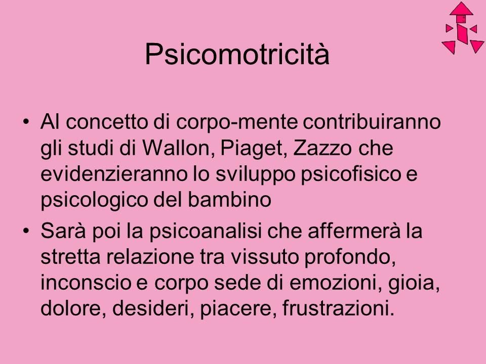 Psicomotricità