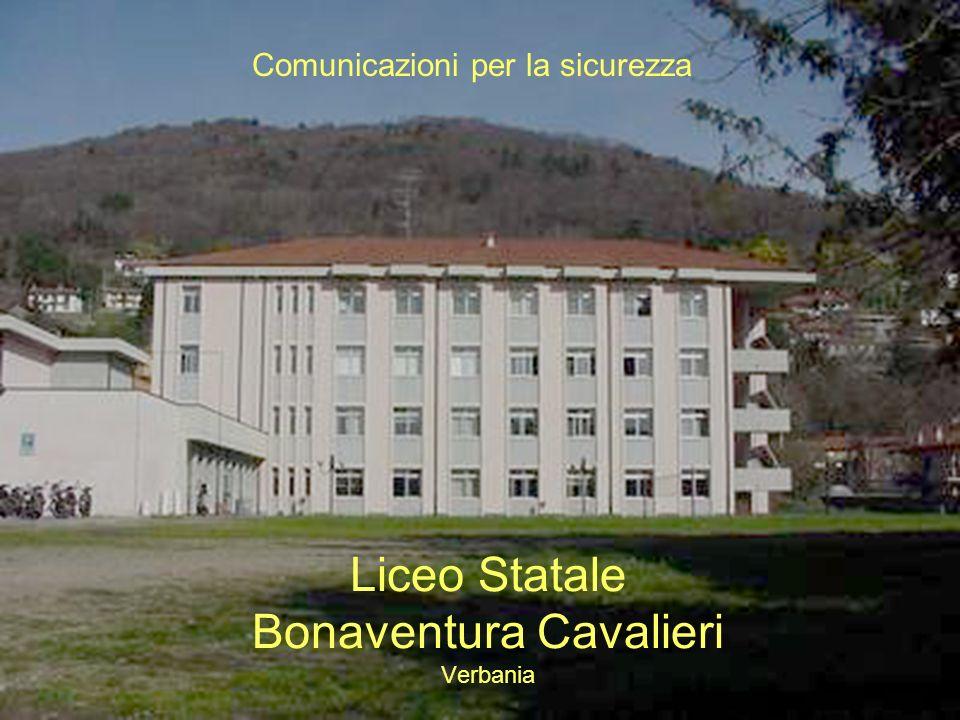 Liceo Statale Bonaventura Cavalieri Verbania