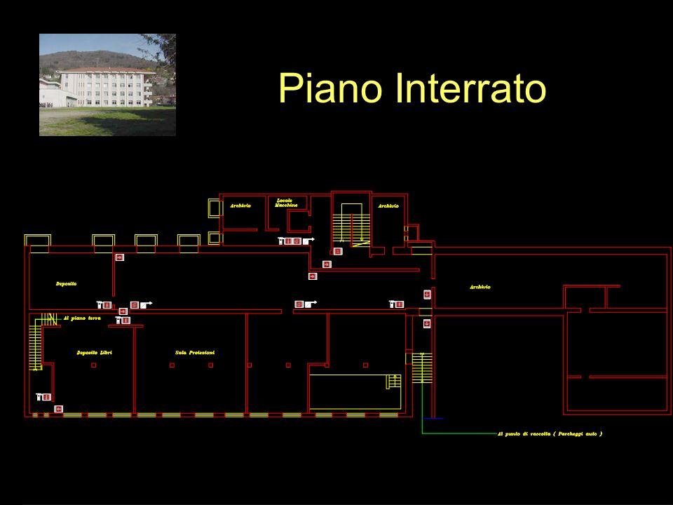 Piano Interrato