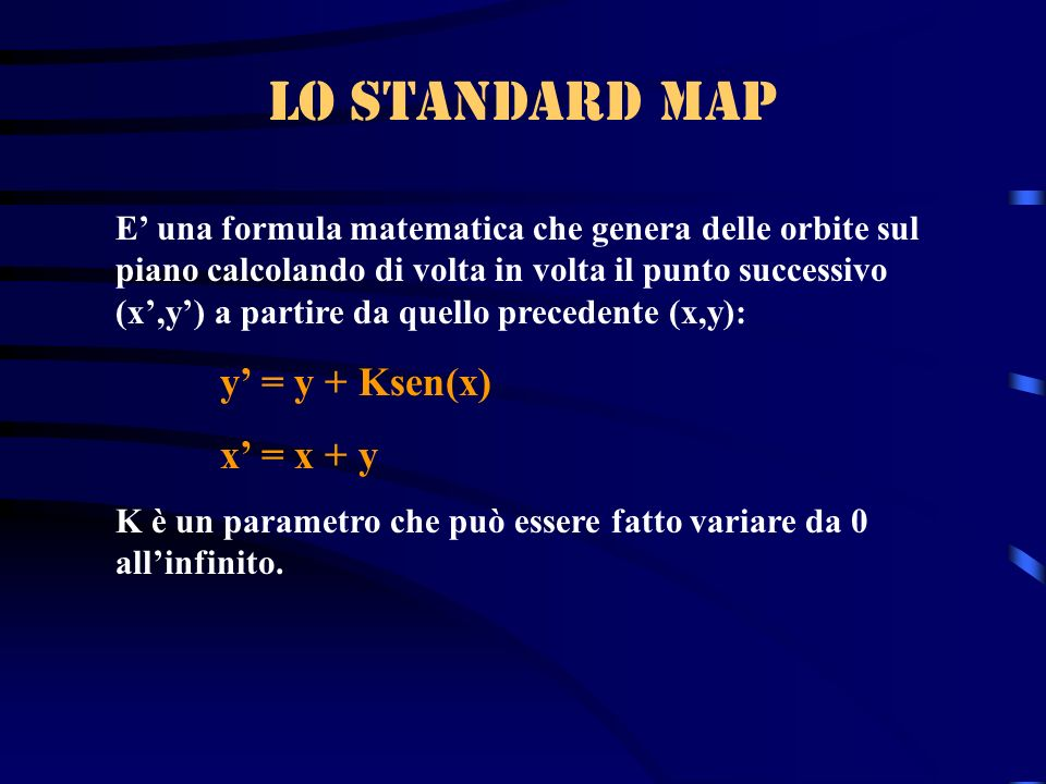 Lo standard map