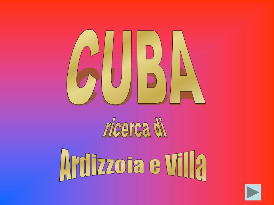 CUBA ricerca di Ardizzoia e Villa