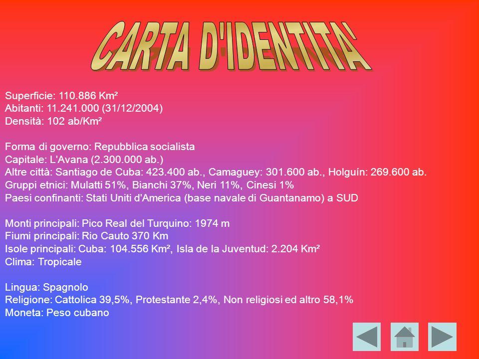 CARTA D IDENTITA