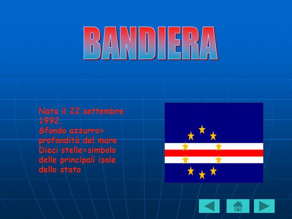 BANDIERA Nata il 22 settembre 1992.