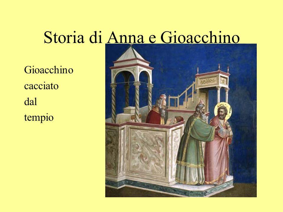 Storia di Anna e Gioacchino
