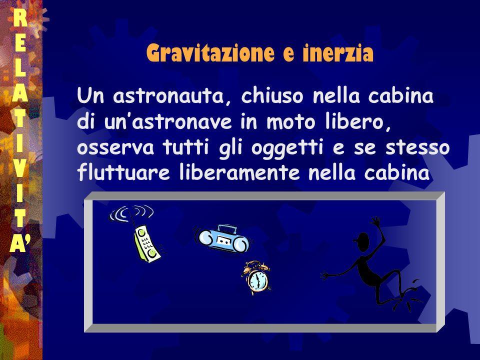 Gravitazione e inerzia