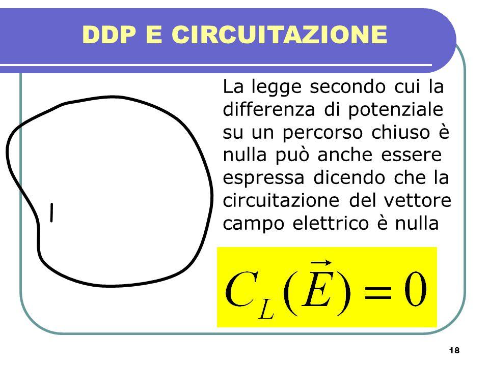 DDP E CIRCUITAZIONE