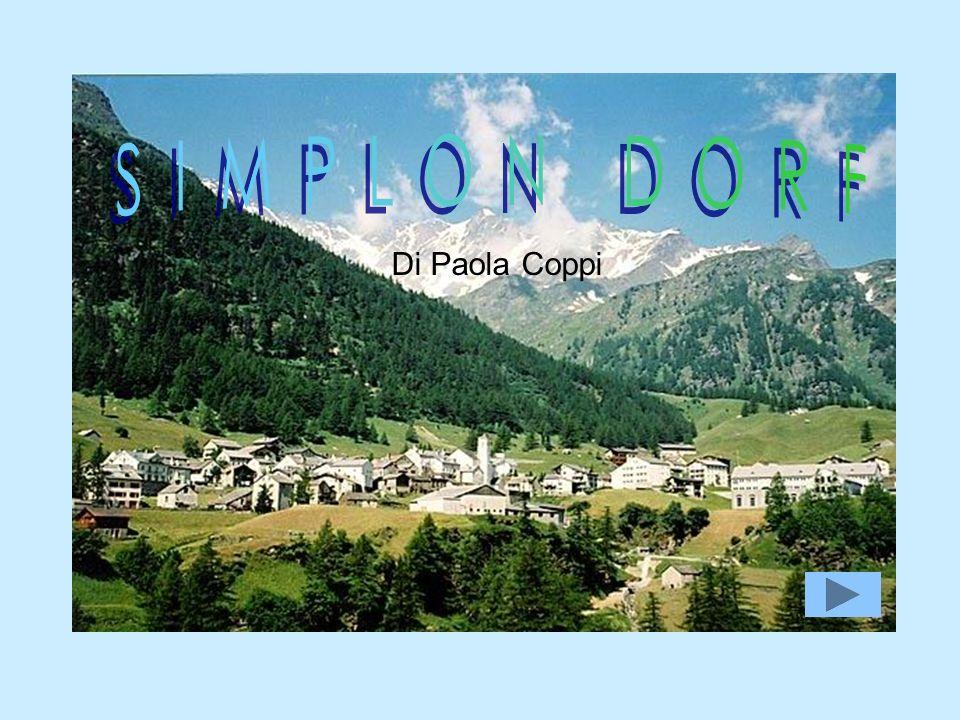 SIMPLON DORF Di Paola Coppi