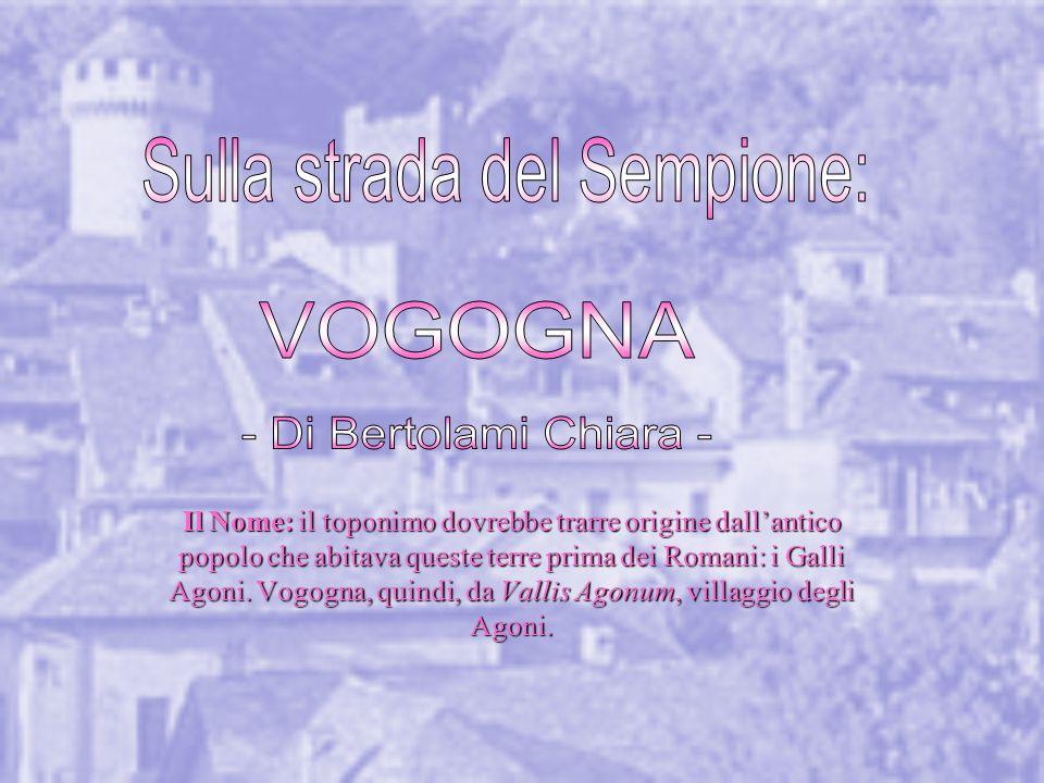 VOGOGNA - Di Bertolami Chiara -