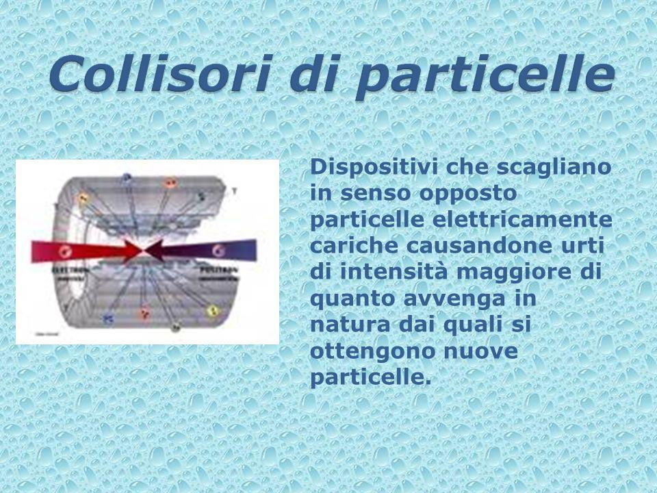 Collisori di particelle