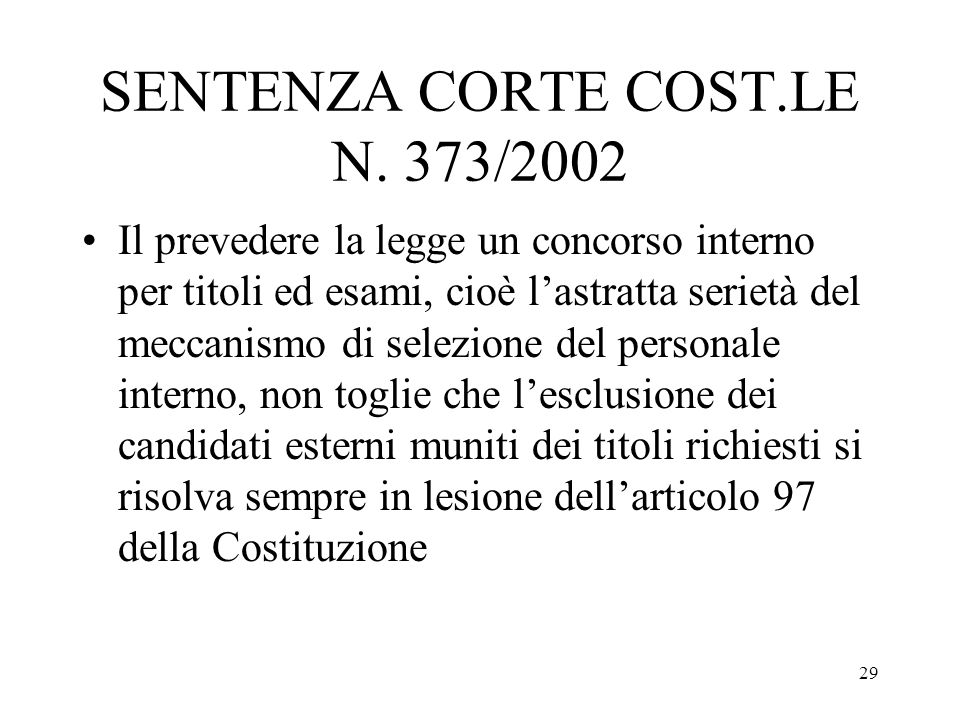 SENTENZA CORTE COST.LE N. 373/2002
