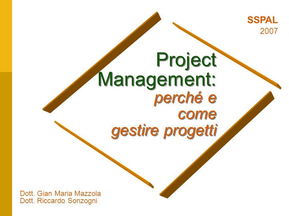 Project Management: perché e come gestire progetti