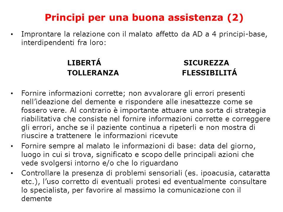 Principi per una buona assistenza (2)