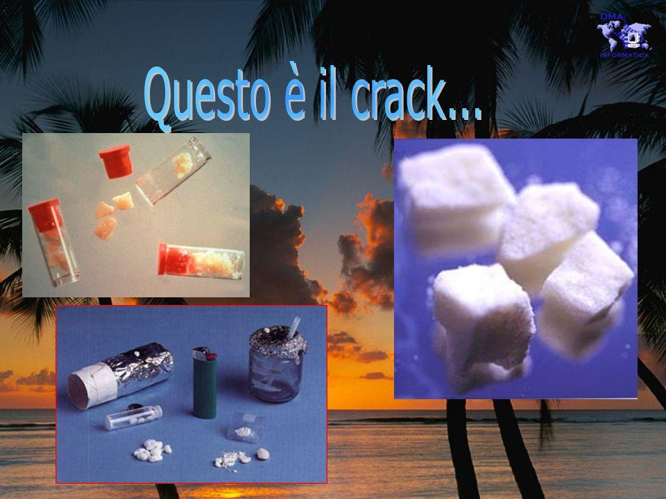 Questo è il crack...
