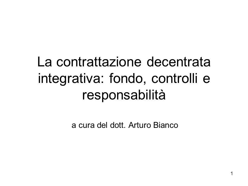 a cura del dott. Arturo Bianco