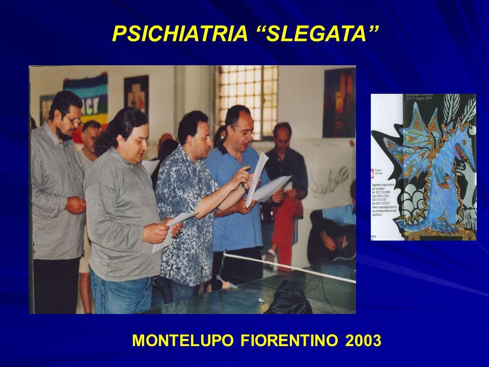 PSICHIATRIA SLEGATA