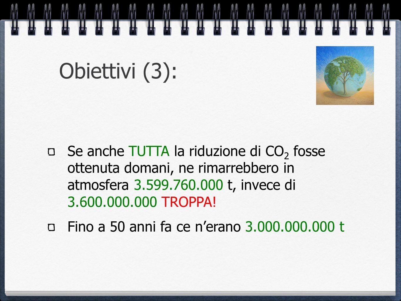 Obiettivi (3):