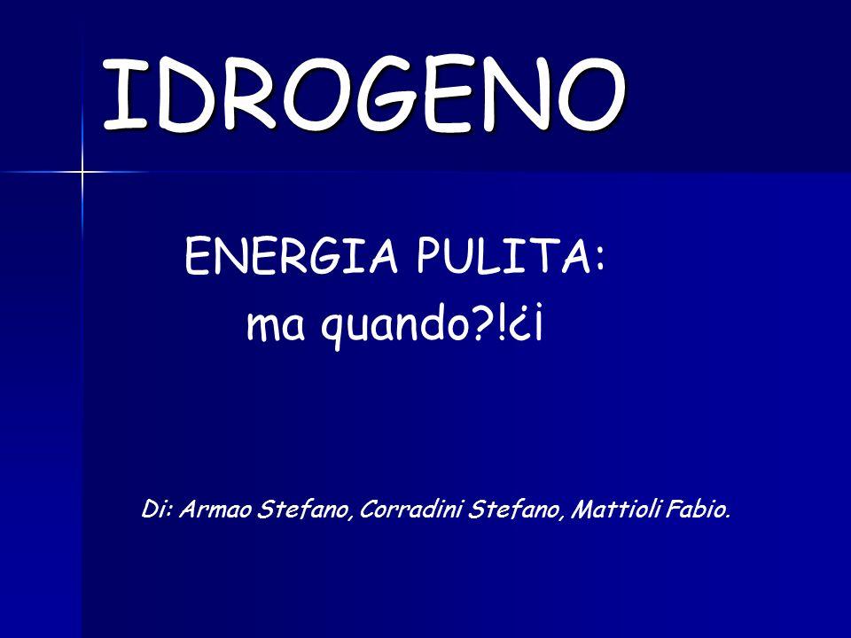 Di: Armao Stefano, Corradini Stefano, Mattioli Fabio.
