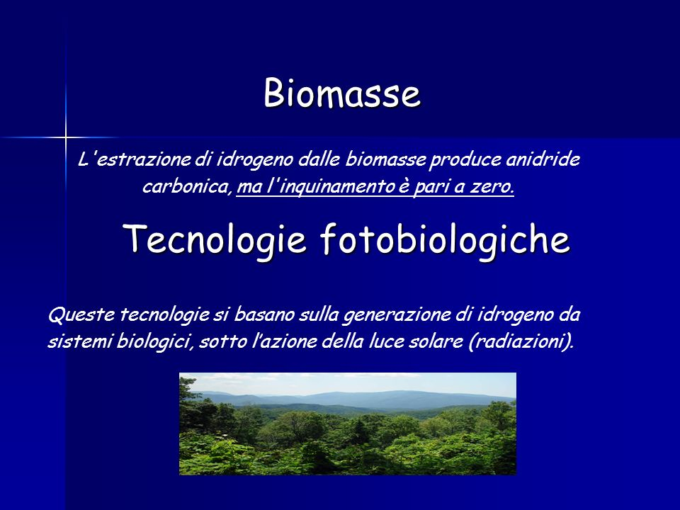 Tecnologie fotobiologiche