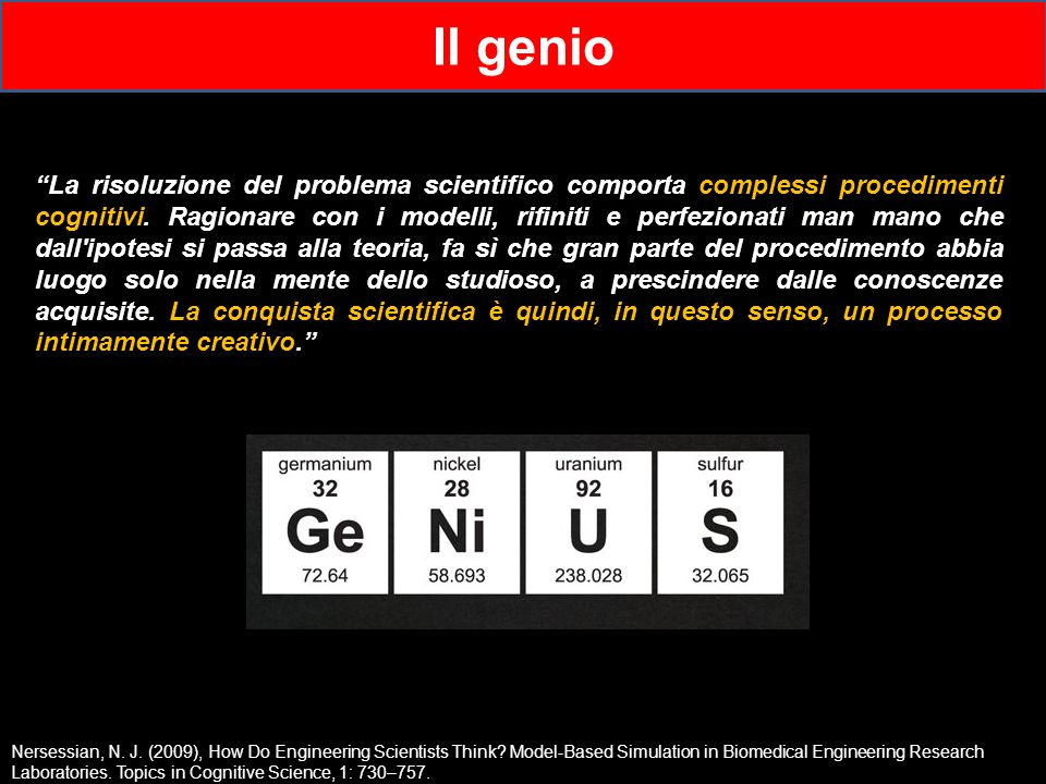 Il genio