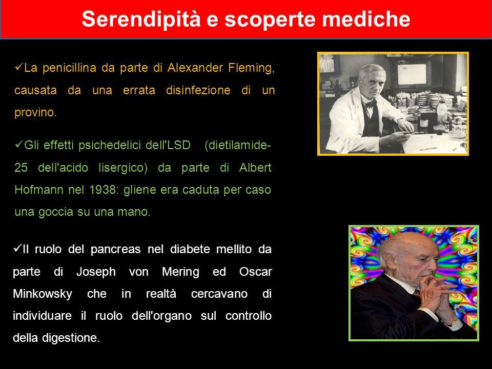 Serendipità e scoperte mediche
