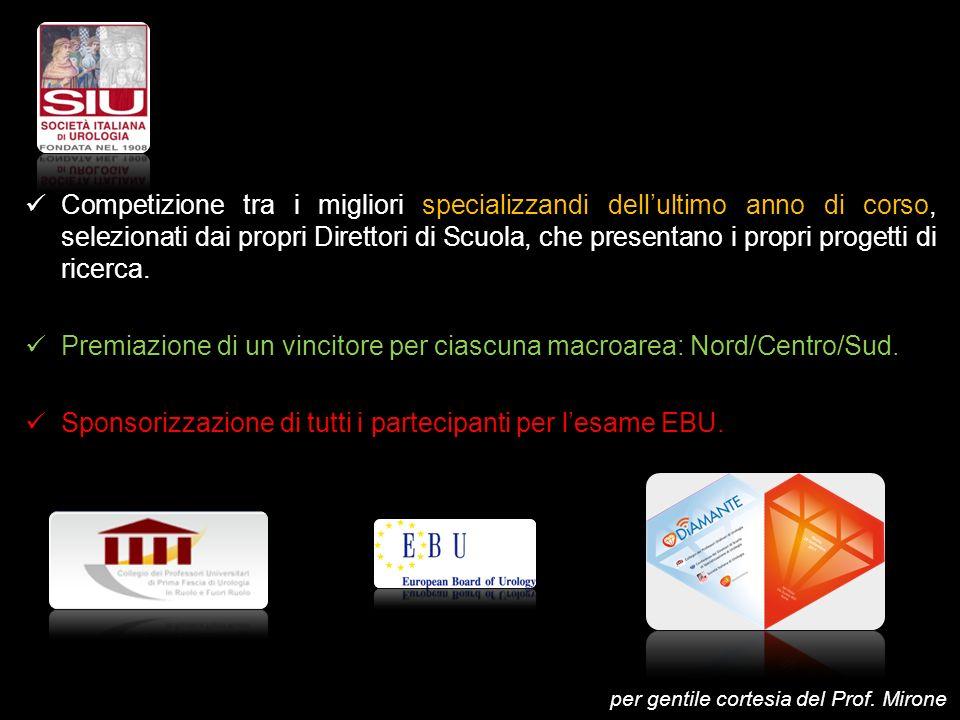 per gentile cortesia del Prof. Mirone