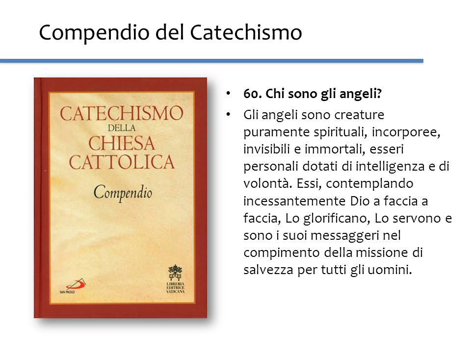 Compendio del Catechismo