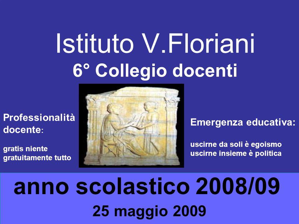 Istituto V.Floriani 6° Collegio docenti