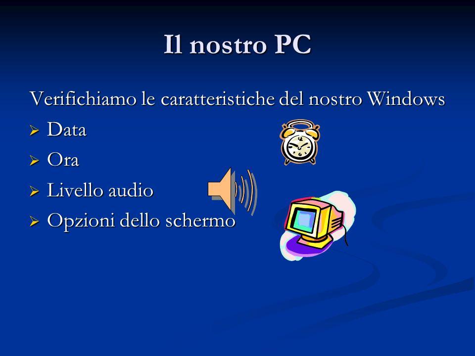 Verifichiamo le caratteristiche del nostro Windows