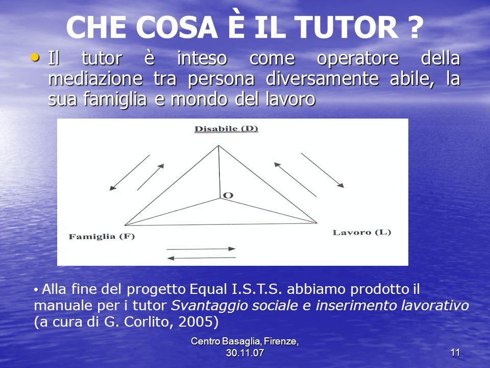 Centro Basaglia, Firenze, 30.11.07