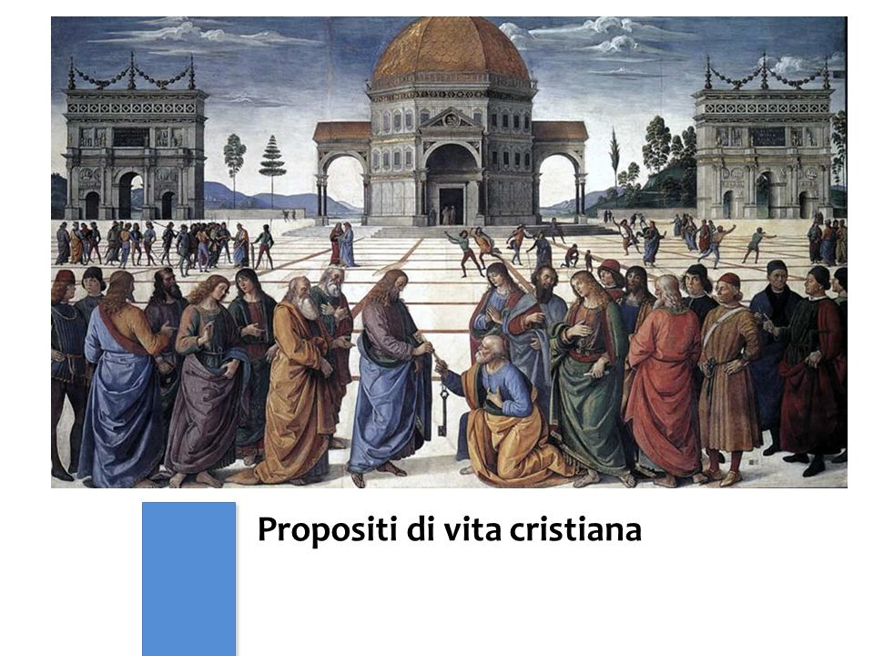 Propositi di vita cristiana