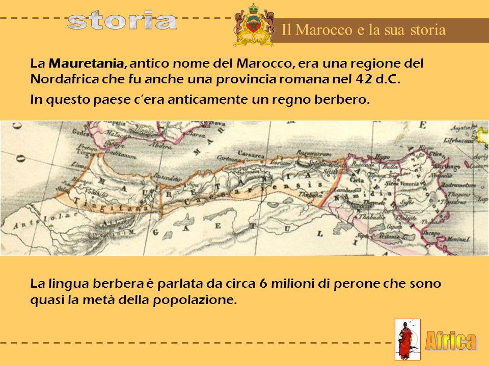storia Africa Il Marocco e la sua storia