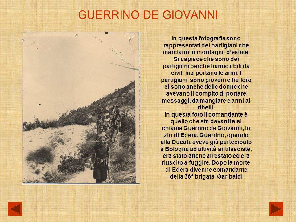 GUERRINO DE GIOVANNI