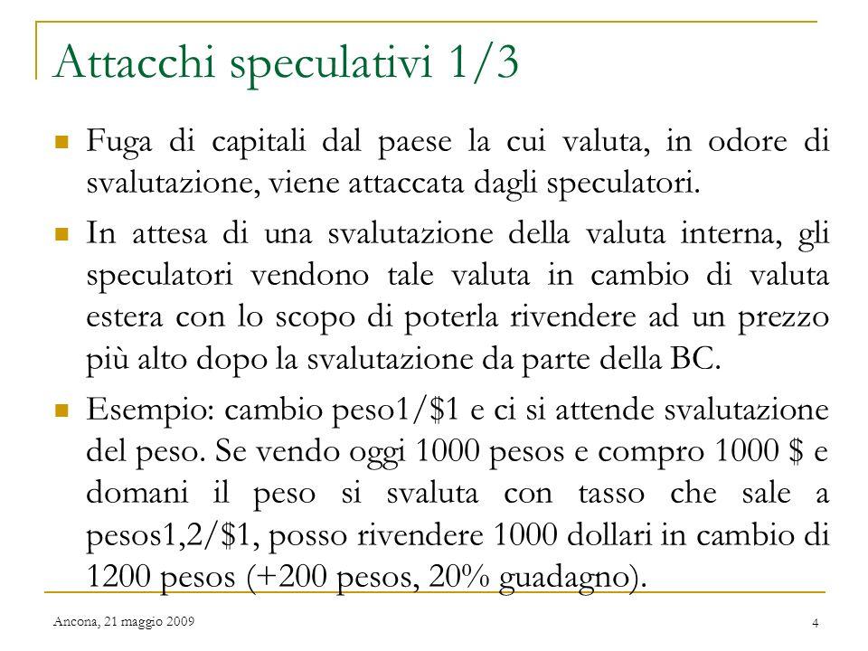 Attacchi speculativi 1/3